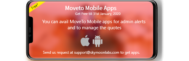 Moveto - Mover quotes and booking management tool - 5