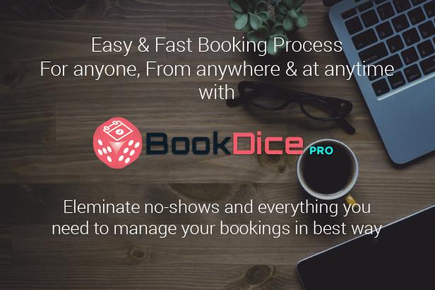 Reserva de citas y programación para WordPress - BookDice - 5